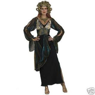 MEDUSA greek goddess womens sexy halloween costume STD
