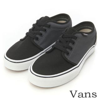 BN VANS 106 Vulcanized Dark Shadow / Black Shoes #V270