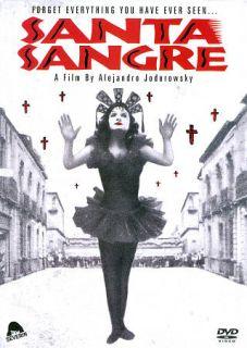 Santa Sangre DVD, 2011, 2 Disc Set