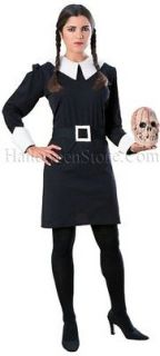 Addams Family Wednesday Addams Adult Costume