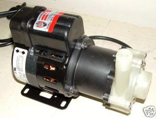 Marine air conditioner pump by March AC 5CP MD 1080GPH