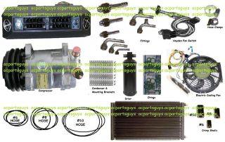 RV Custom A/C Underdash Evaporator Unit NEW L@@K