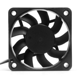 60mm x 60mm x 10mm 12V DC Brushless Fan DFC601012M 3pin