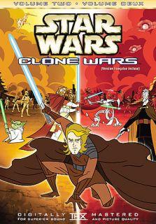 Star Wars   Clone Wars Vol. 2 (DVD, 200