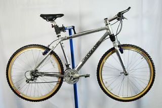 Vintage 1996 Cannondale F1000 hardtail mountain bike bicycle polished
