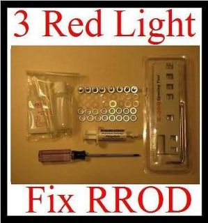 Arctic Silver Alumina XBOX 360 Repair Kit Red Light Fix RROD Red Ring