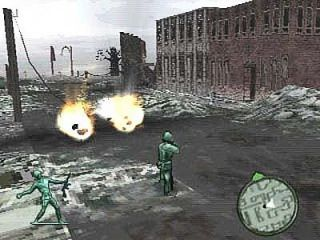 Army Men World War Team Assault Sony PlayStation 1, 2002