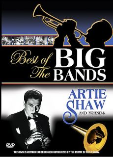 Best of the Big Bands Artie Shaw and Friends DVD, 2005