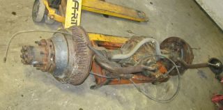 CHEVY GMC 1 Ton 3500 4.56 POSI Rear Differential Rear End DUALLY DRW