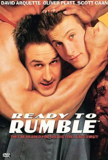 Ready to Rumble DVD, 2000