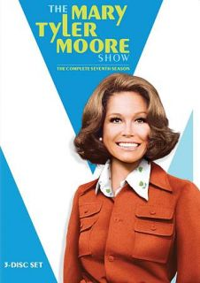 The Mary Tyler Moore Show The Complete Seventh Season DVD, 2010, 3