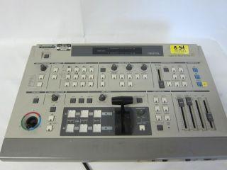 Panasonic WJ MX30 Digital Audio Video Mixer Editor Board WJ MX30 F @