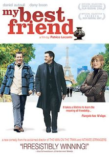 My Best Friend DVD, 2007