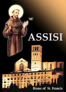 Assisi Home of St. Francis DVD, 2004