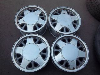 15 OEM Tahoe Suburban Astro Van Wheels Rims Chevy 1500 GMC factory