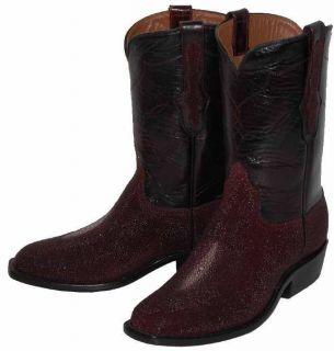 Black jack boots address