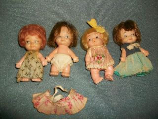 Uneeda Baby Pee Wee Dolls