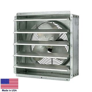 EXHAUST FAN Commercial   Direct Drive   16   1/4 Hp   115V   2,600