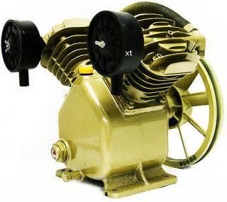 CFM 145 PSI DUAL CYLINDER HD AIR COMPRESSOR PUMP AUTOMOTIVE BUSINESS