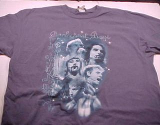 2001 Backstreet Boys Concert Tour T Shirt A. J. McLean