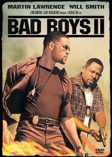 Bad Boys II DVD, 2003, 2 Disc Set, Special Edition