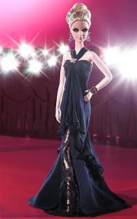 Live from the Red Carpet by Badgley Mischka 2008 Barbie Doll