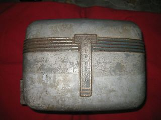 VINTAGE AUTO/TRUCK HEATER / RED TOP DELUXE {HOT ROD}
