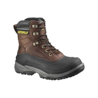 CAT AZIZIA STEEL TOE INSULATED WATERPROOF BOOT   WIDE WIDTH