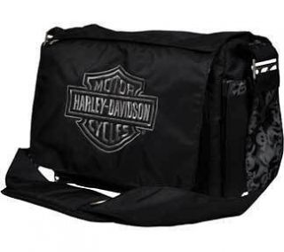 Harley Davidson Messenger Bag   Travel Bag   Baby Diaper Bag