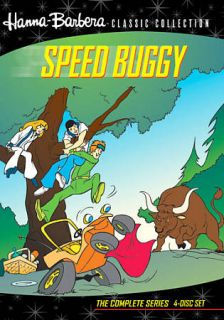 Hanna Barbera Classic Collection Speed Buggy   The Complete Series DVD