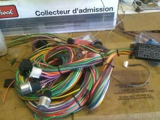 Dodge Charger Modern Update Main Wiring Harness