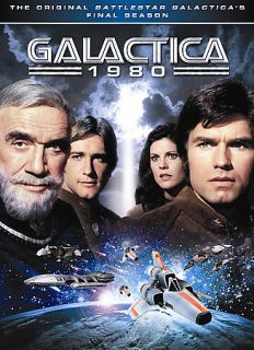 Galactica 1980 The Complete Series DVD, 2007, 2 Disc Set