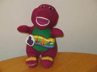 barney dinosaur toy in Barney