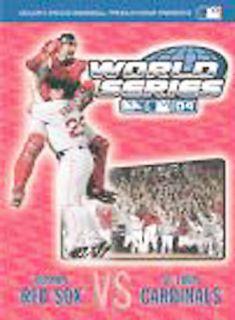 Major League Baseball   2004 World Series DVD, 2004