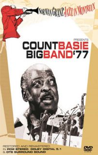 Count Basie   Big Band 77 DVD, 2006