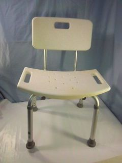 DRIVE MEDICAL DEVICES, BATHTUB, SHOWER CHAIR,SAFETY CHAIR, LIGHTLY