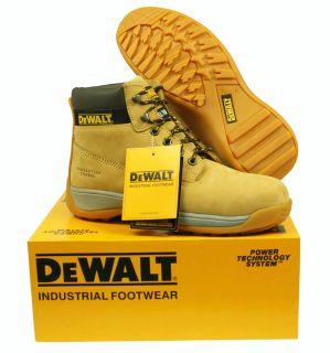 Mens Safety Work Boots DeWALT Steel Toe (Apprentice)