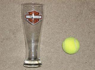 Harley Davidson Beer Glass
