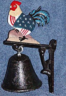 cast iron bell in Collectibles