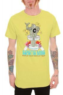 Beastie Boys In The Round World Tour Slim Fit T Shirt