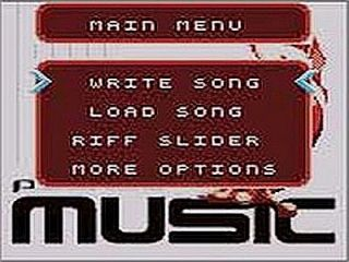 Pocket Music Nintendo Game Boy Color, 2002