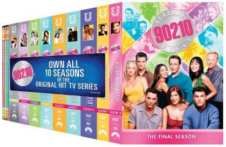 Beverly Hills 90210 The Complete Series DVD, 2010