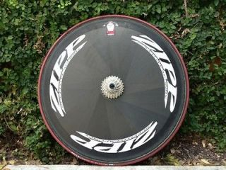 Zipp 900 Disc Carbon Fiber Tubular Road Bike Rear Wheel Shimano