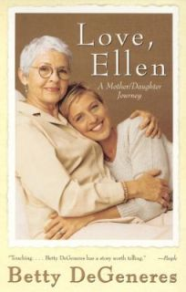 Mother Daughter Journey by Betty DeGeneres 2000, Paperback