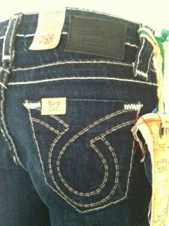 Brand New Vintage Womens Big Star Jeans Miki Size 26 27 28 33 34 36