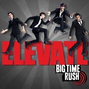 big time rush elevate new sealed cd from australia time