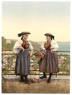 Newly listed National Vierlander costume,Hamburg,Germany