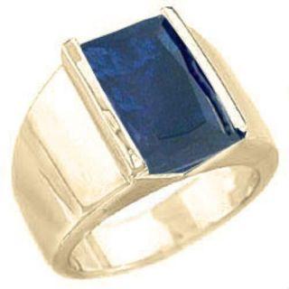 mens gold rings in Rings