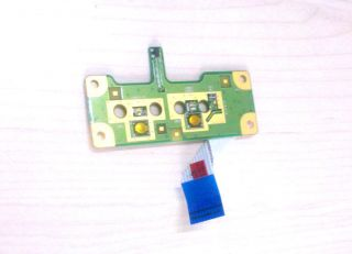 Genuine HP / Compaq Presario CQ70 G70 POWER SWITCH BOARD 48.4D001.011