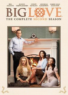 Big Love   The Complete Second Season DVD, 4 Disc Set